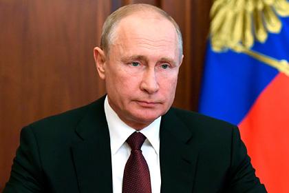 Путин выступил против голосования «по принудиловке»