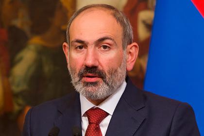 Пашинян назвал ошибку властей Армении при борьбе с коронавирусом