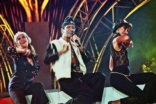 Борис Моисеев в составе трио «Экспрессия»