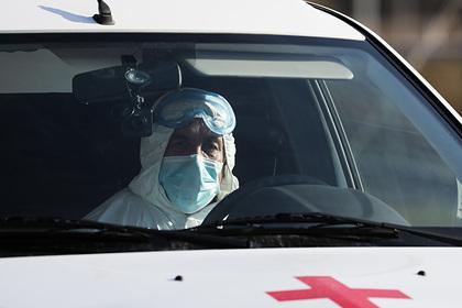 В российском регионе заявили о нехватке врачей для борьбы с коронавирусом