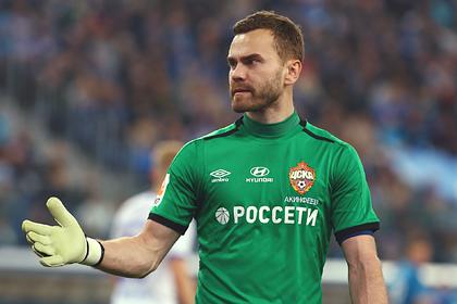 Акинфеев объяснил отсутствие успешных вратарей-россиян в европейских чемпионатах