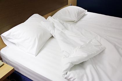 Раскрыта опасность кроватей в номерах отелей