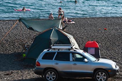 Выехавшие на машине в Крым при пандемии москвичи поделились опытом