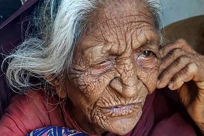 93-летняя женщина встретилась с семьей после 40 лет разлуки благодаря WhatsApp