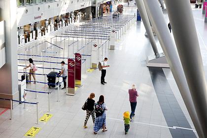 Минтранс объявил сроки возобновления международного авиасообщения