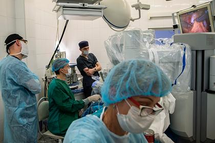 В России переоснастили 175 онкобольниц