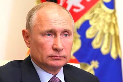 Путин объявил об отступлении эпидемии коронавируса в России