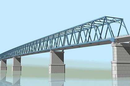 Самый северный мост через Енисей обойдется в шесть миллиардов рублей