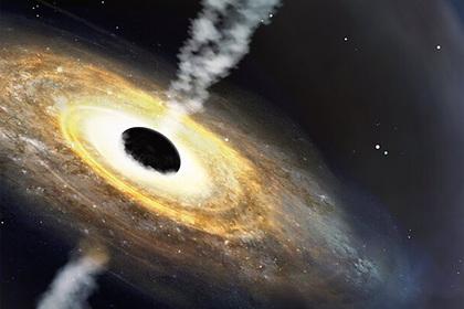 Обнаружен чудовищный космический объект