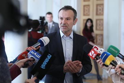 Вакарчука лишили депутатского мандата