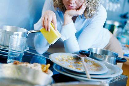 В сети узнали о двух различных способах мыть посуду и удивились