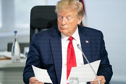 Россия заинтересовалась приглашением Трампа на саммит G7