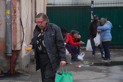 Россия отчиталась о победе над нищетой