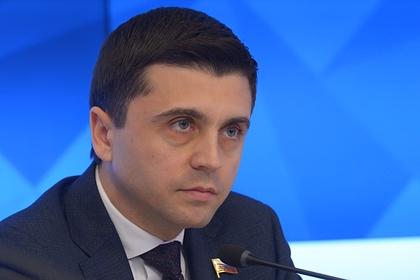 В Госдуме отреагировали на обещание Зеленского вернуть Крым