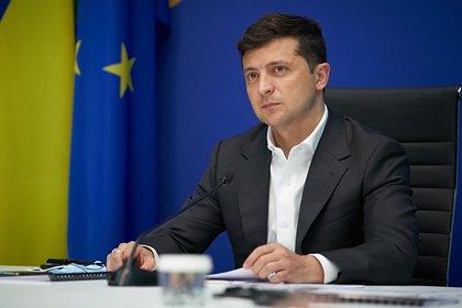 Украинец дал поносить Зеленскому резиновые сапоги