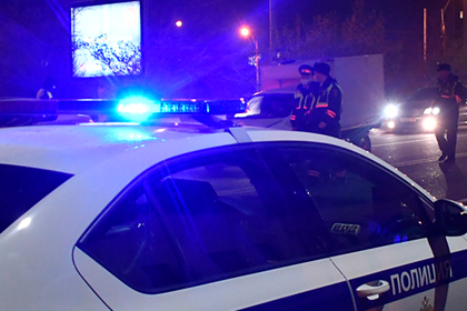 В российском регионе расстреляли автомобиль с пассажирами