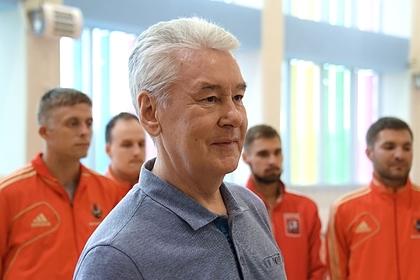 Собянин оценил ситуацию в Москве после отмены ограничений