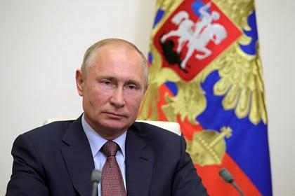 Путин рассказал о регулярной проверке на коронавирус