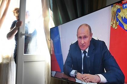 Путин рассказал о цели визита в «красную зону» больницы в Коммунарке