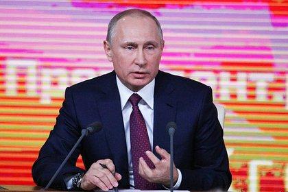 Путин отказался опускать руки в критической ситуации