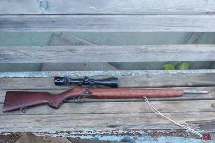 Оперативники ФСБ нашли винтовку у сторожа российского детского лагеря