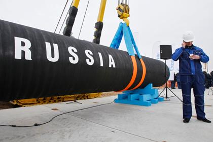 Санкции США против «Северного потока-2» назвали бессмысленными