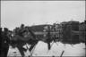 Затонувшая в реке техника. Франция, 1940 год.