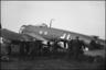 Обслуживание бомбардировщика Хенкель He-111 H-3 с бортовым номером 1H+KA. Аэродром Тронхейм Варнес, Норвегия, 1940 год.