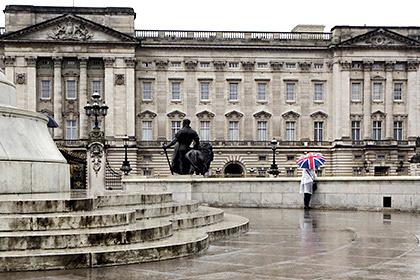 В Букингемском дворце обнаружили секретные комнаты