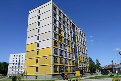 Названы российские регионы с самым доступным жильем для семей