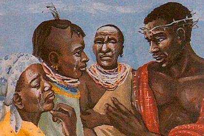 Англиканская церковь назвала Иисуса темнокожим и показала его изображения