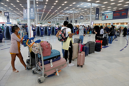 Оценена угроза закрытия стран друг от друга из-за пандемии коронавируса