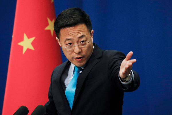 Китай раскрыл свой ответ США на санкции по Гонконгу