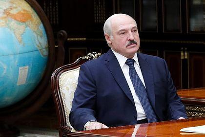 Лукашенко допустил обращение майдана к «иностранному государству»