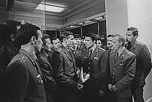 Участники операции по освобождению Як-40