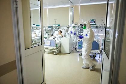 В России заявили о десятках тысяч спасенных жизней во время эпидемии COVID-19