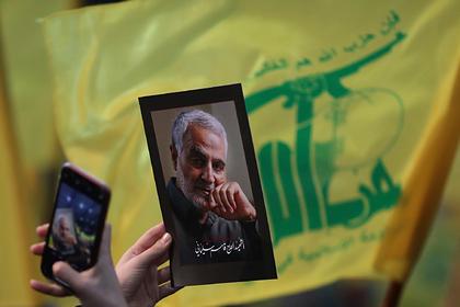 Иран выдал ордер на арест Трампа за убийство Сулеймани
