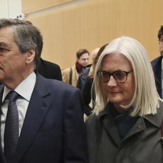 Франсуа Фийон и Пенелопа Фийон