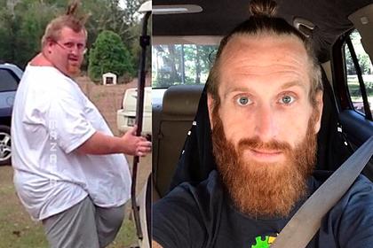 Толстяк сбросил 150 килограммов и раскрыл секрет похудения без спорта
