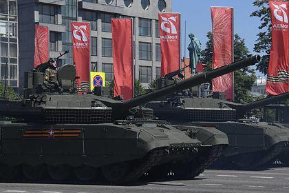 В Китае оценили российские «смертоносные машины» на параде Победы