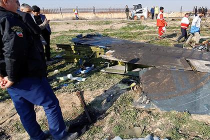 Иран отправил черный ящик с украинского Boeing 737 во Францию