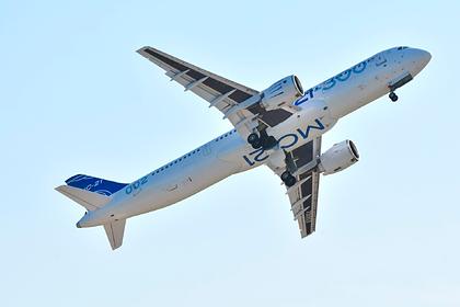Назван срок начала поставок российского «самолета XXI века»