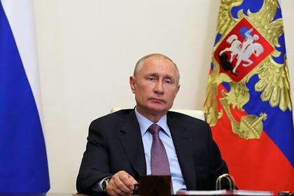 Путин наградил орденом умершую от онкологии волонтерку