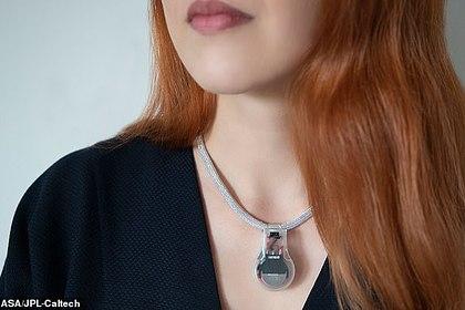 НАСА разработало антикоронавирусное ожерелье