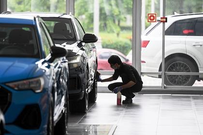 Россия столкнулась с дефицитом автомобилей