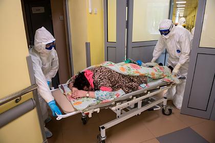 Число случаев заражения коронавирусом в России превысило 647 тысяч
