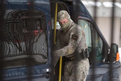 ФСБ задержала готовившего теракт в российском городе сторонника ИГ
