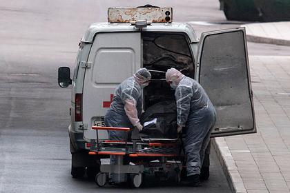 Число умерших россиян с коронавирусом превысило 9,3 тысячи