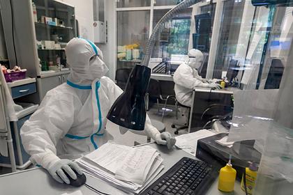 Названы регионы России с наибольшим числом новых случаев коронавируса
