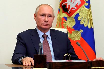 Путин обратится к россиянам